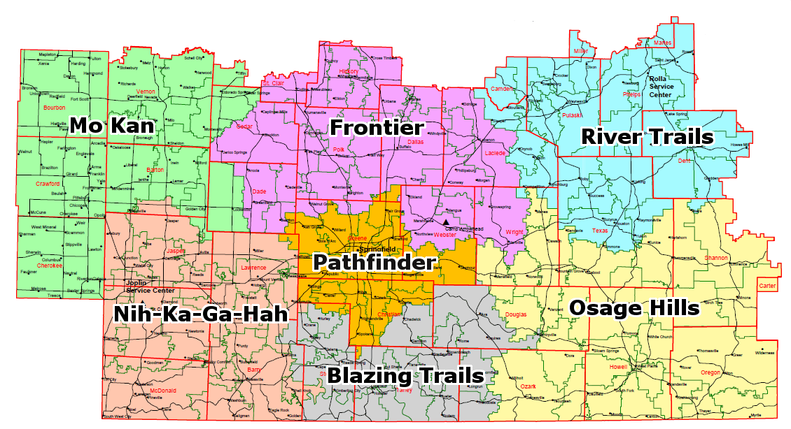 District County Map